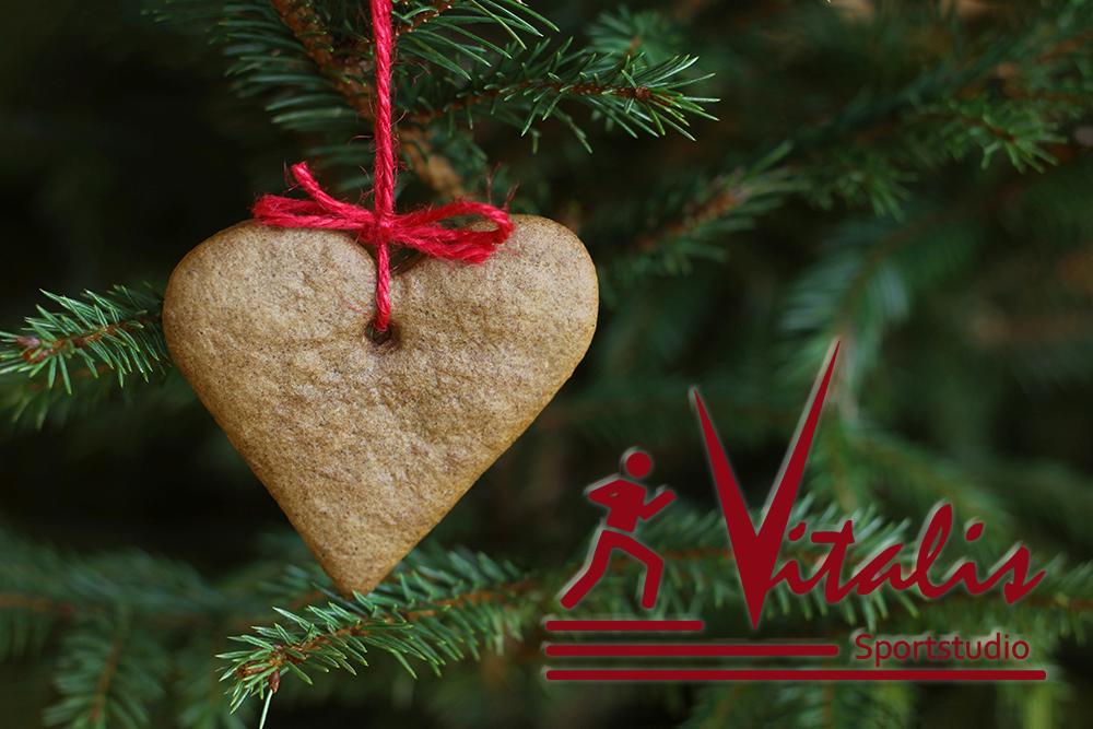Tolle Weihnachtskekse.Vitalis Sportstudio Fitness Trainigskurse Langelsheim